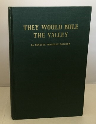 Image for They Would Rule The Valley