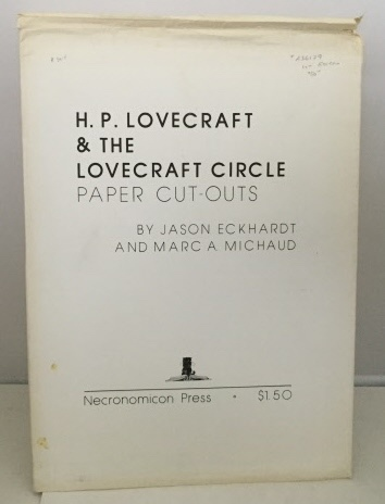 Image for H. P. Lovecraft & The Lovecraft Circle Paper Cut-Outs