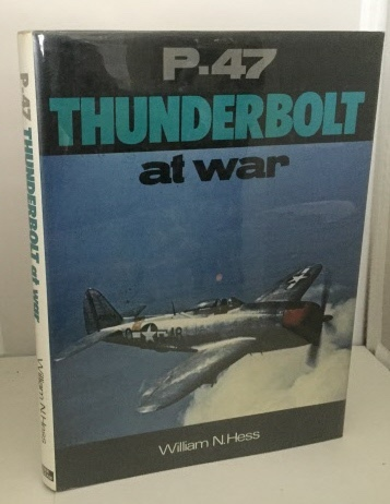 Image for P-47 Thuderbolt At War