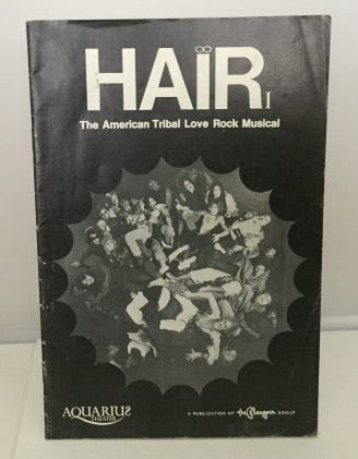 Image for Hair The American Tribal Love Rock Musical