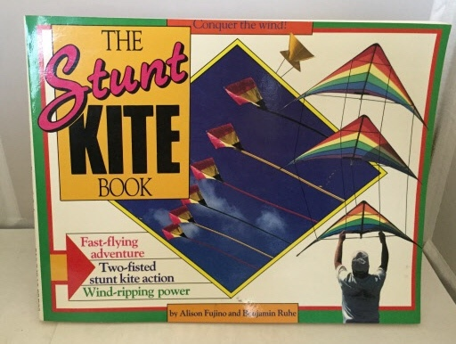 Image for The Stunt Kite Book