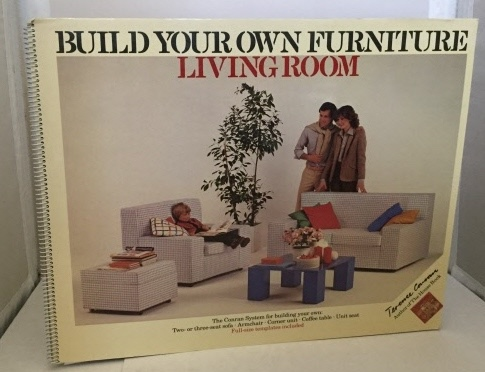 Image for Build Your Own Furniture: Living Room