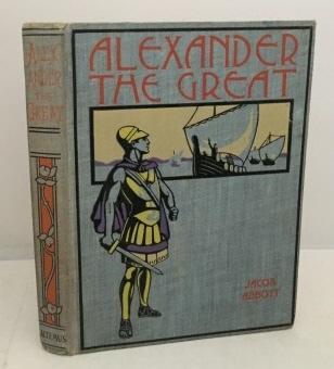 Image for History Of Alexander The Great Altemus Young People's Library