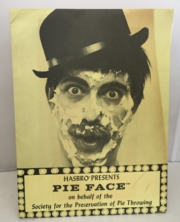 Image for Hasbro Presents Pie Face On Behalf of the Society for the Preservation of Pie Throwing