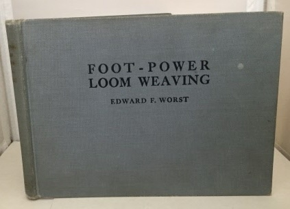 Image for Foot-power Loom Weaving