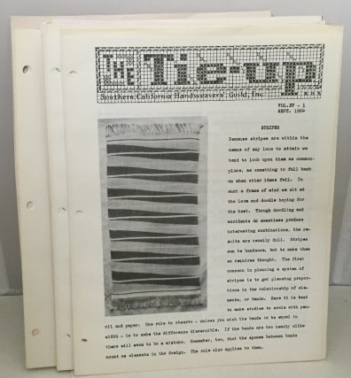 Image for The Tie-up A Group of Non-Sequential Issues, from Sept 1956 Thru June 1965