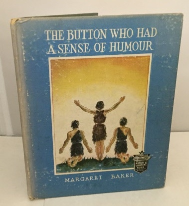 Image for The Button Who Had A Sense Of Humour
