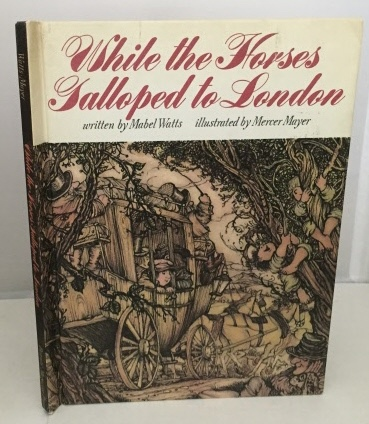 Image for While the Horses Galloped to London
