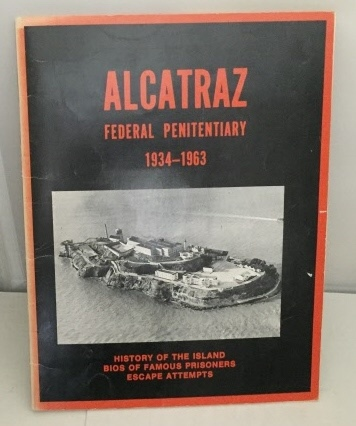 Image for Alcatraz Federal Penitentiary 1934-1963