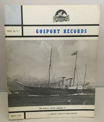 Image for Gosport Records Issue No. 17 (Nov. 1980)
