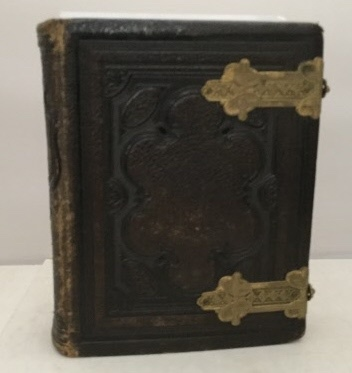 Image for Leatherbound Album Of Carte De Visite Photographs From c1865