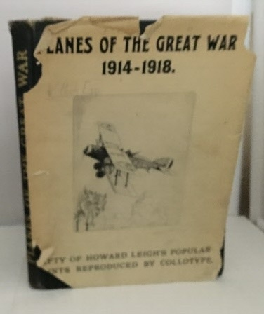 Image for Planes Of The Great War 1914-1918