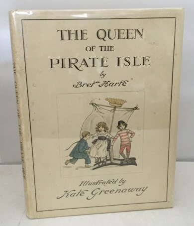 Image for The Queen Of The Pirate Isle