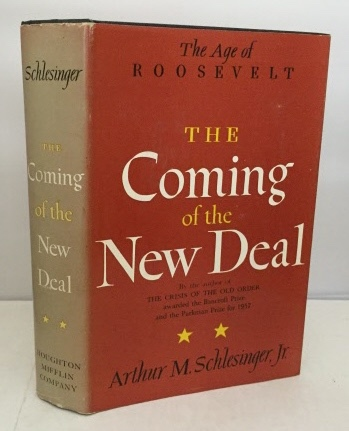 Image for The Coming Of The New Deal  (The Age of Roosevelt)