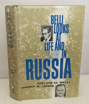 Image for Belli Looks At Life And Law In Russia
