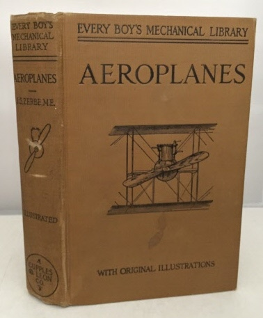 Image for Aeroplanes  (Every Boy's Mechanical Library)