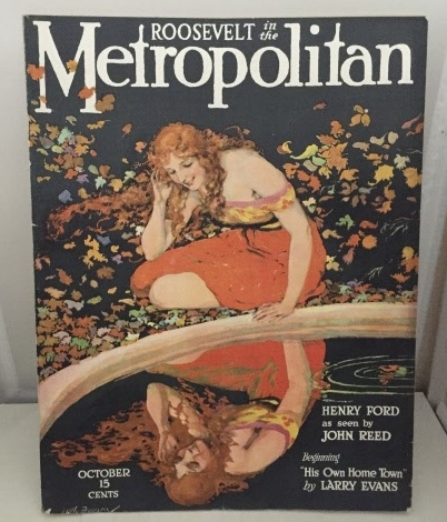 Image for Metropolitan Magazine October 1916