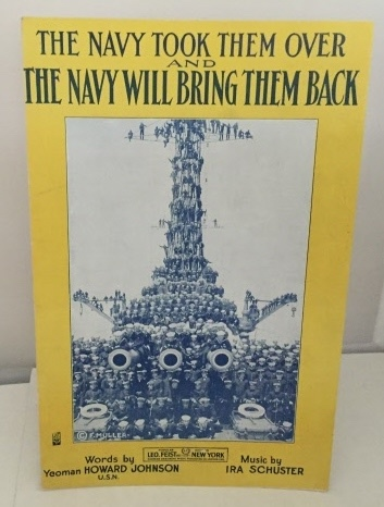 Image for The Navy Took Them Over And The Navy Will Bring Them Back