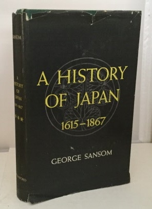 Image for A History Of Japan 1615-1867