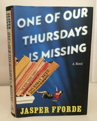 Image for One Of Our Thursdays Is Missing
