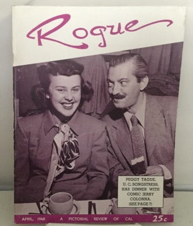 Image for Rogue A Pictorial Review of CAL (April 1948)