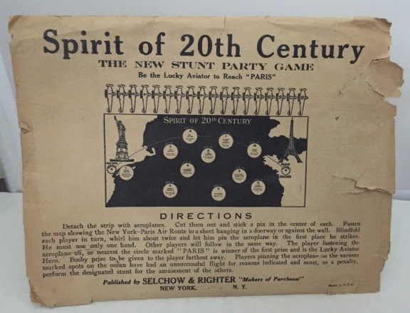 Image for Spirit Of 20th Century The New Stunt Party Game