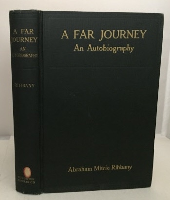 Image for A Far Journey