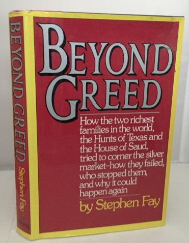Image for Beyond Greed