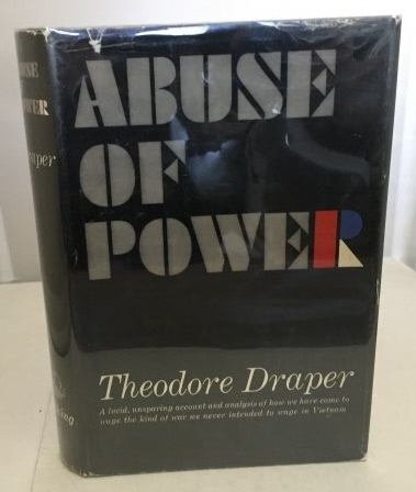 Image for Abuse of Power