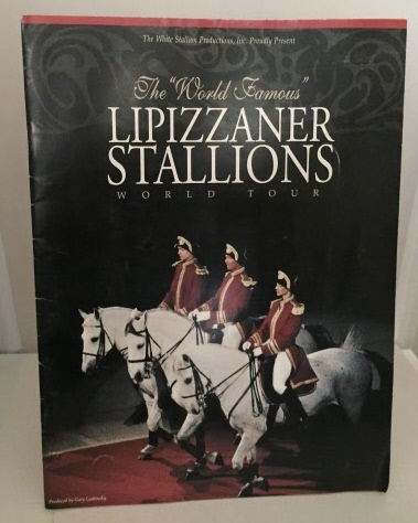Image for The World Famous Lipizzaner Stallions World Tour