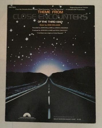 Image for Theme From Close Encounters Of The Third Kind