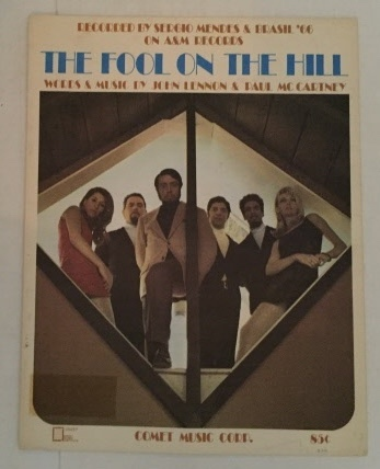 Image for The Fool On The Hill (words And Music By John Lennon & Paul Mccartney) (Recorded by Sergio Mendes & Brasil 66
