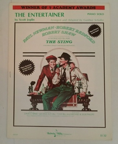 Image for The Entertainer  (From the Movie the Sting)