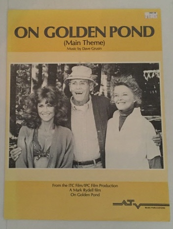 Image for On Golden Pond (main Theme)