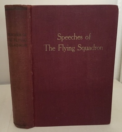 Image for Speeches of the Flying Squadron
