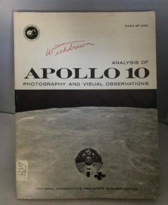 Image for Analysis Of Apollo 10 Photography And Visual Observations