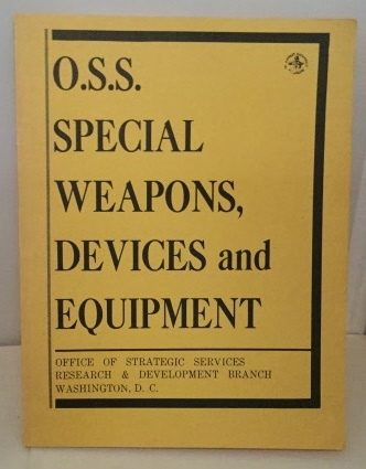 Image for O.s.s. Special Weapons Devices And Equipment