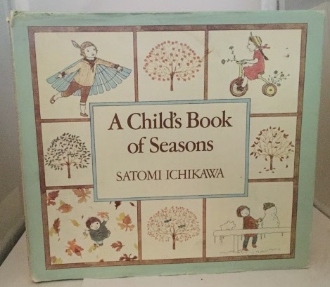 Image for A Child's Book Of Seasons
