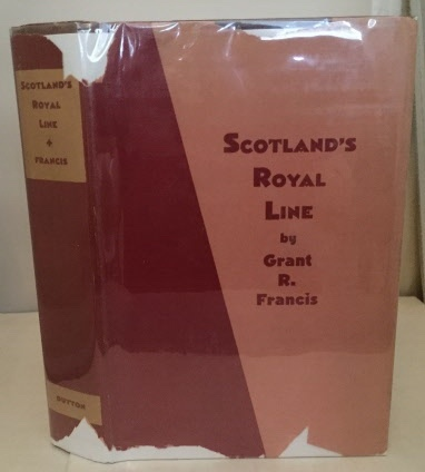 Image for Scotland's Royal Line The Tragic House of Stuart with a Personal Biography of that Hero of Romance and Misfortune Prince Charles Edward