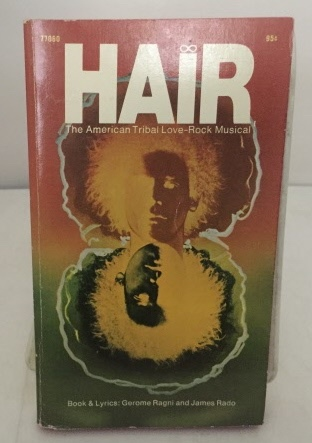 Image for Hair The American Tribal Love-Rock Musical