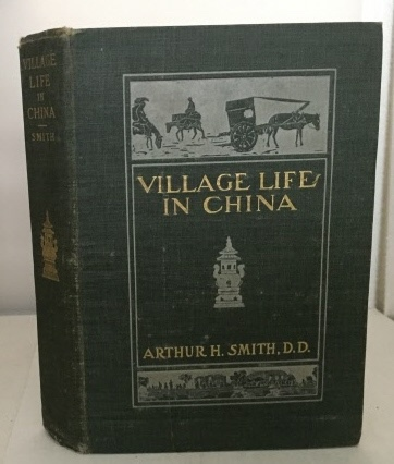 Image for Village Life In China A Study in Sociology