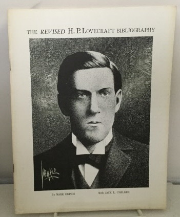 Image for The Revised H. P. Lovecraft Bibliography