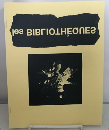 Image for Les Bibliotheques Volume One, Number Two (Including H. P. L Chronology Part One and Two)