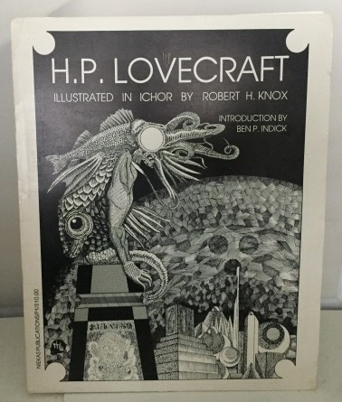 Image for H. P. Lovecraft Illustrated In Ichor