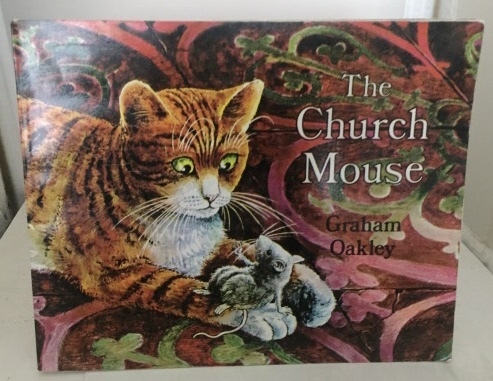 Image for The Diary Of A Church Mouse