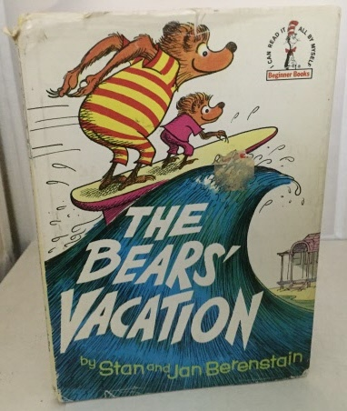 Image for The Bears' Vacation